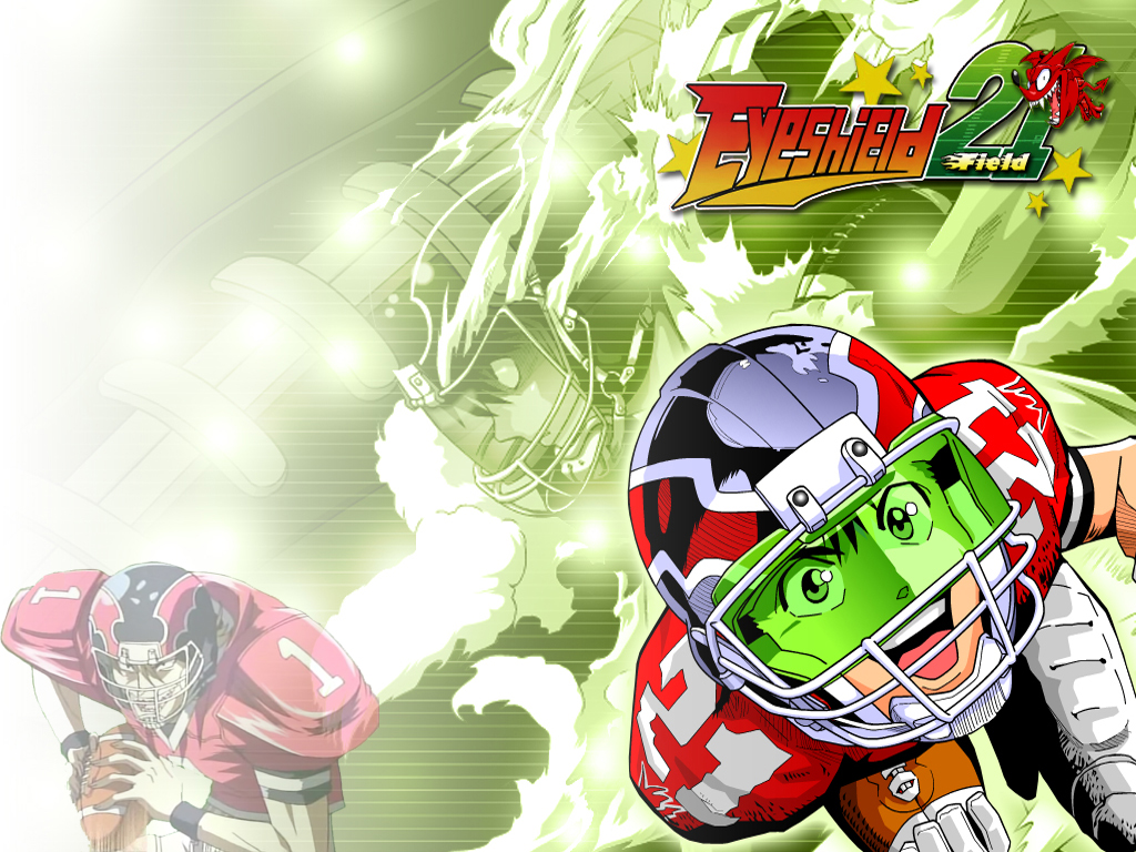 Eyeshield21, wallpapers, eyeshield, wallaper