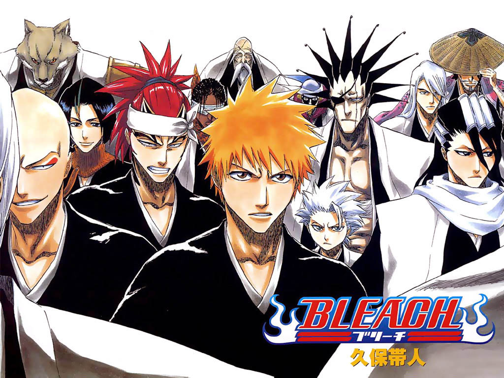 Bleach Wallpaper Colletion