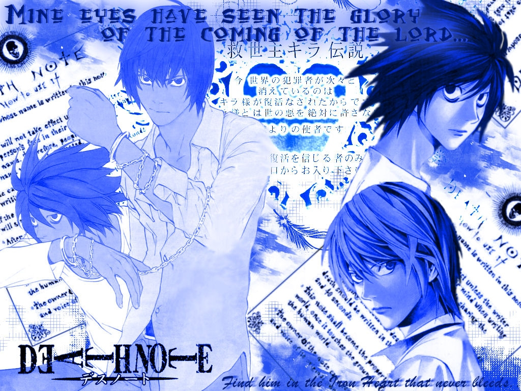 Death Note Pictures